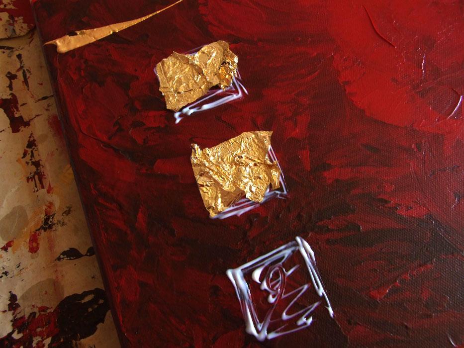 Comment r aliser un tableau abstrait 2 de knut - Realiser un tableau ...